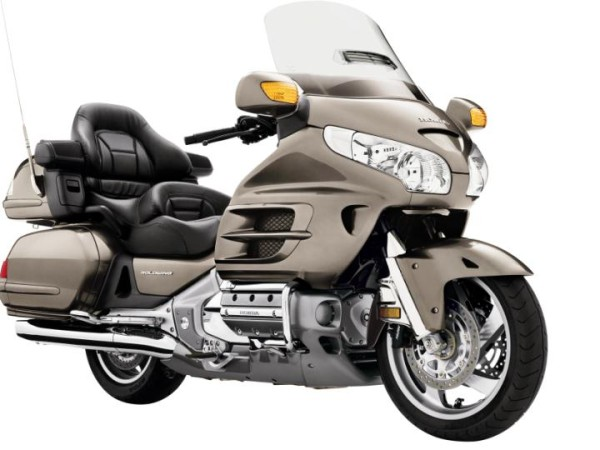 GL 1800 Gold Wing 2010