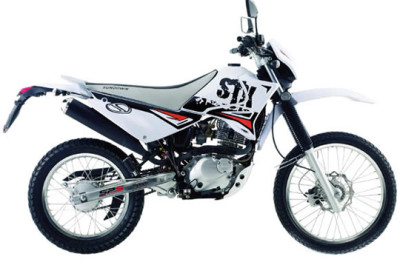 Sundown STX 125 2010